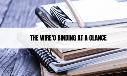 The Wire'O binding at a glance