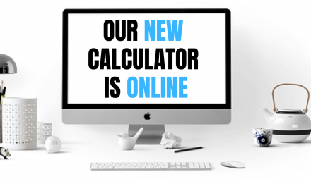 Our new online calculator